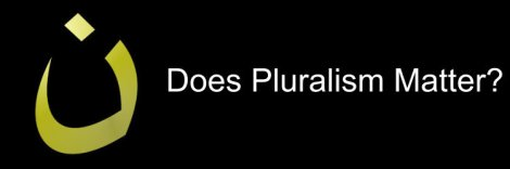 Pluralism Banner